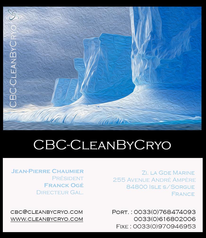 CBC-CleanByCryo