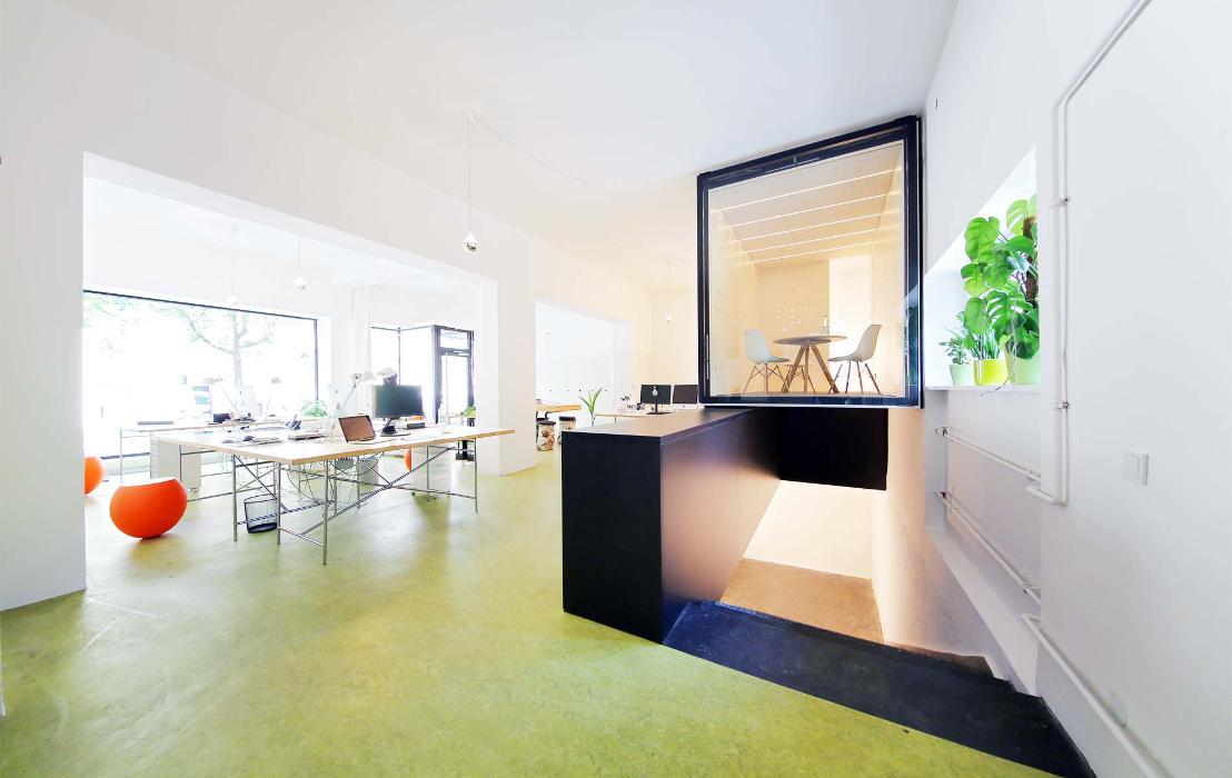 Mensch Plus Raum Interior Desig Möbel München Nailastraße 2