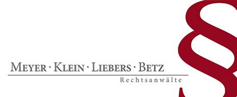 Meyer Klein Liebers Betz Logo