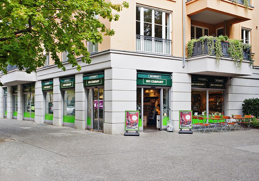 BIO COMPANY Rüdesheimer Straße