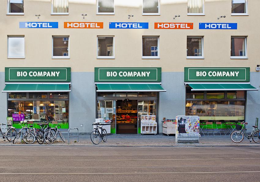 BIO COMPANY Boxhagener Straße