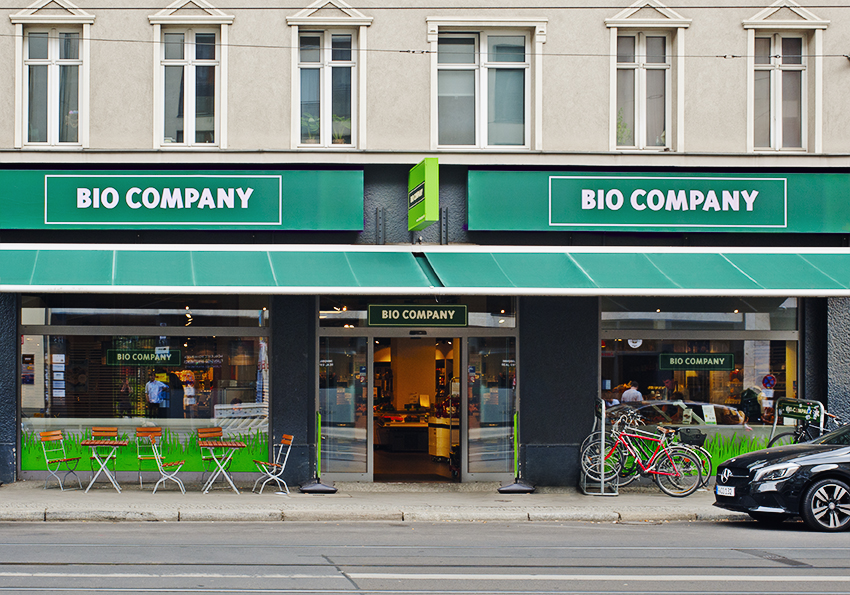 BIO COMPANY Brunnenstraße