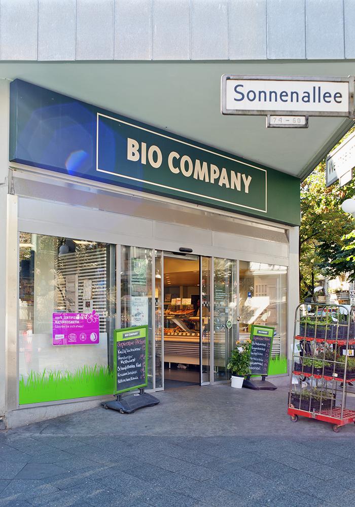 BIO COMPANY Sonnenallee