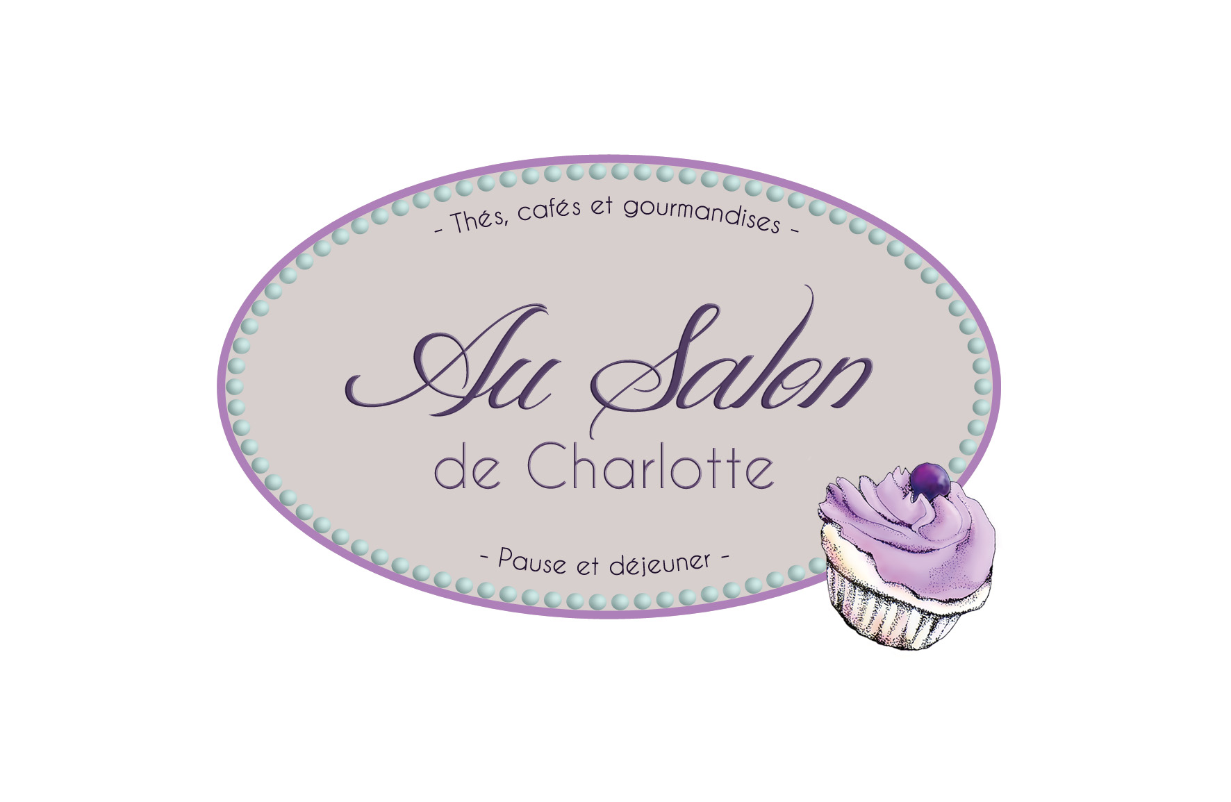 AU SALON DE CHARLOTTE Tea Time coffee lunch