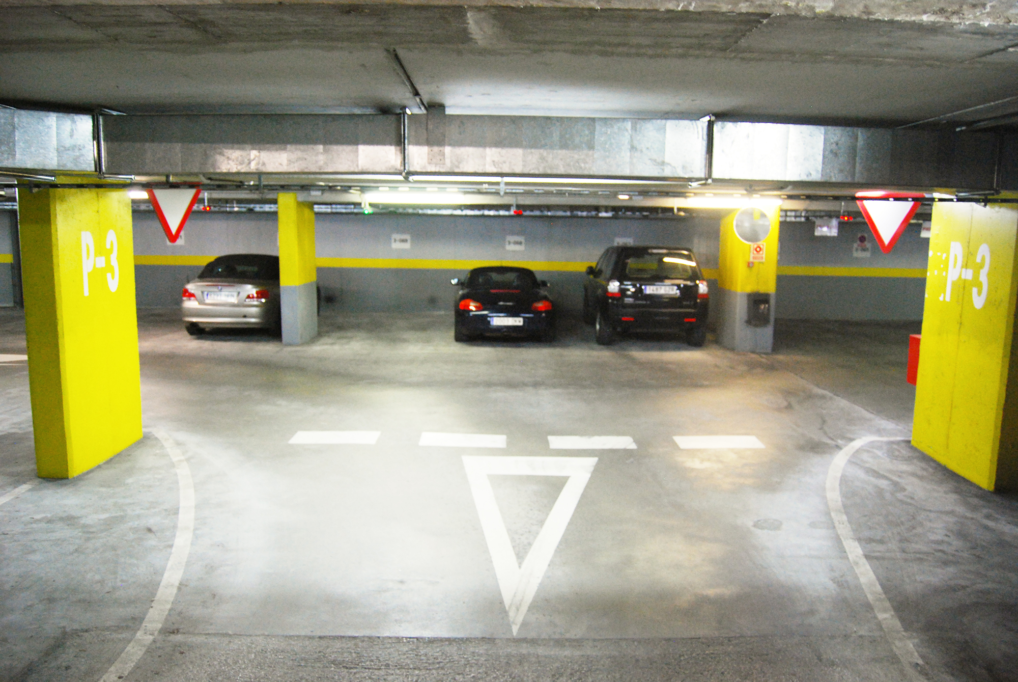 Parking Comte Sallent