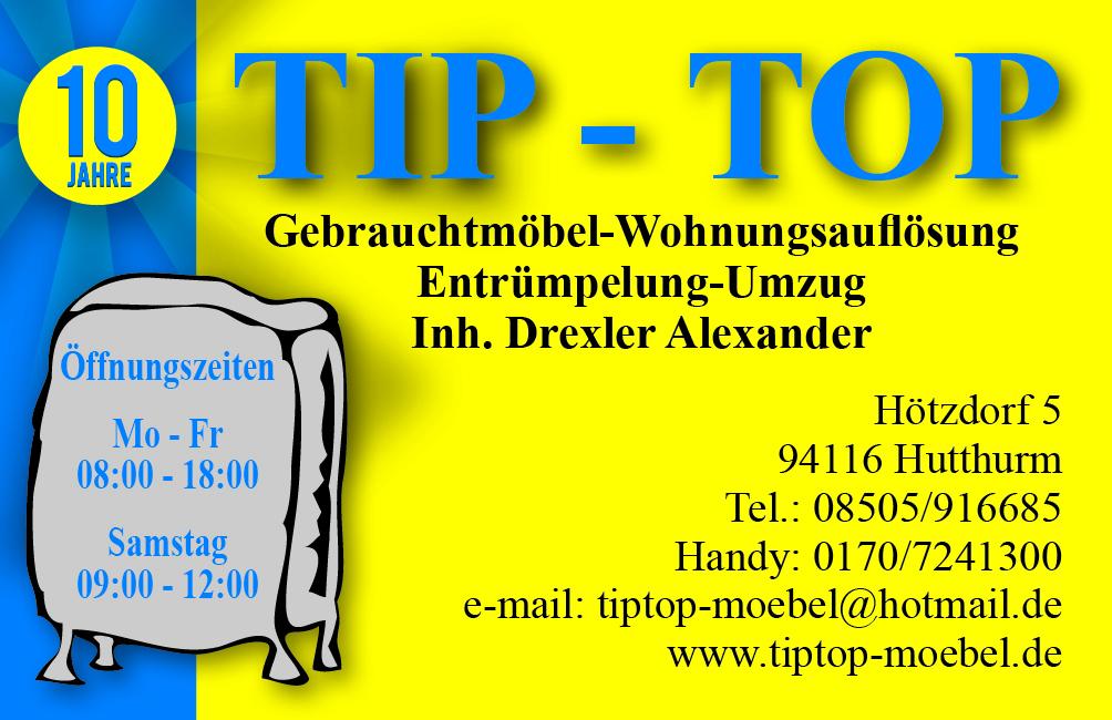 Tip Top Gebrauchtmöbel