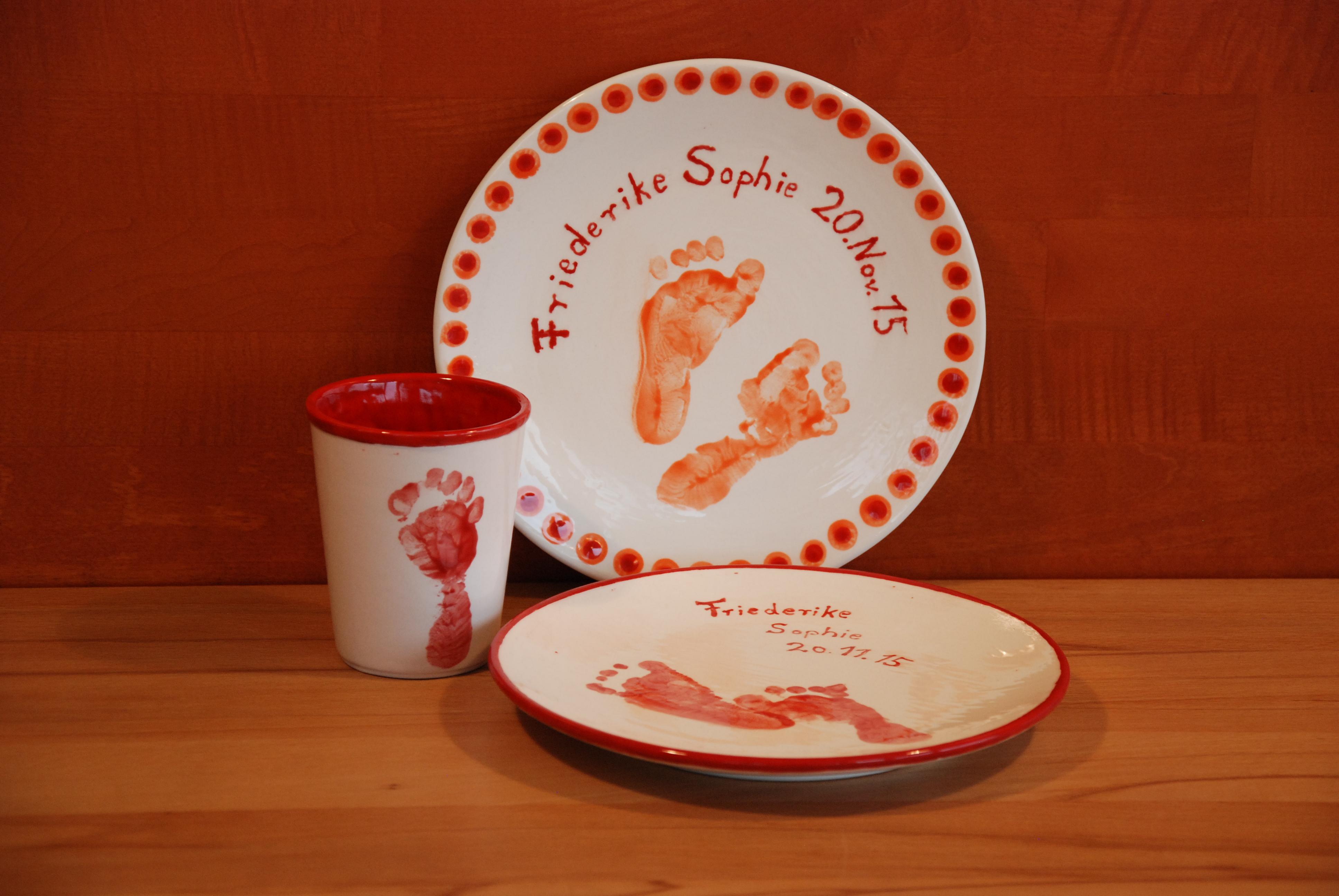 Lust & Laune - Keramik selbst bemalen