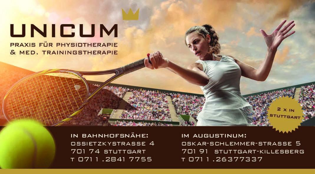 Unicum. Praxis für Physiotherapie & Med. Traingstherapie