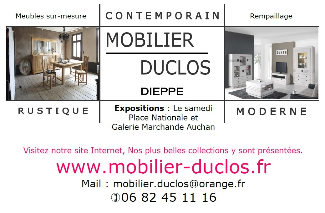 MOBILIER DUCLOS