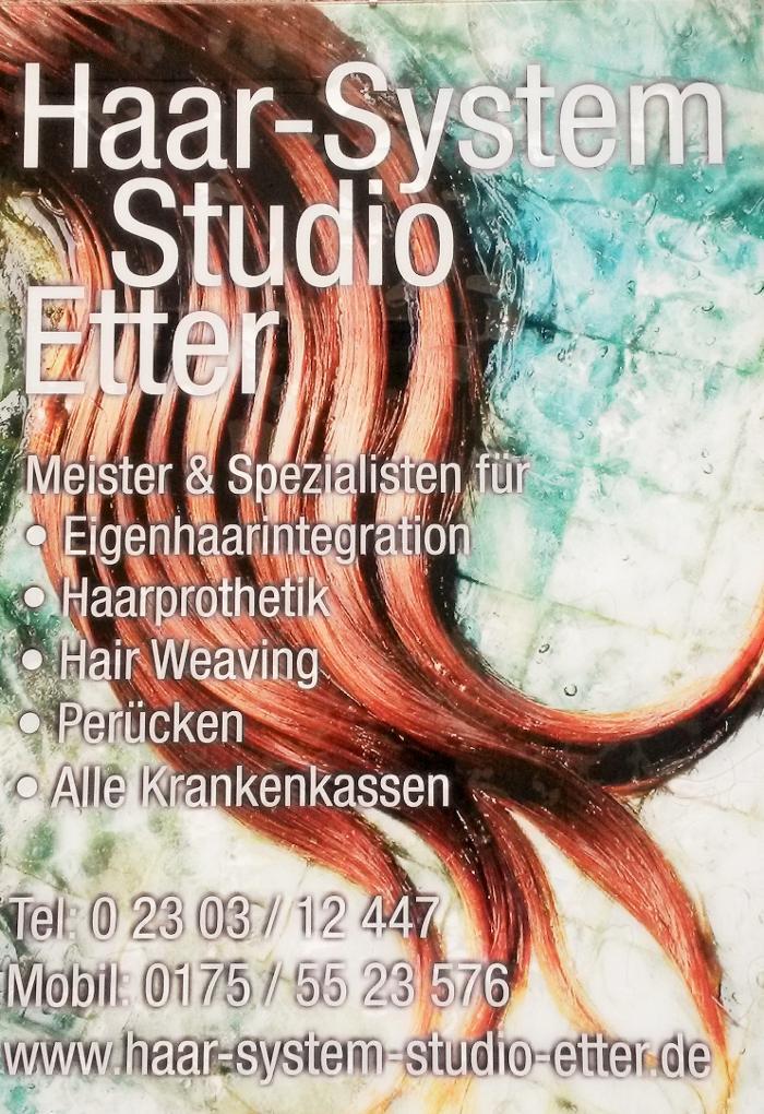 Bild zu Haar-System Studio Etter in Unna