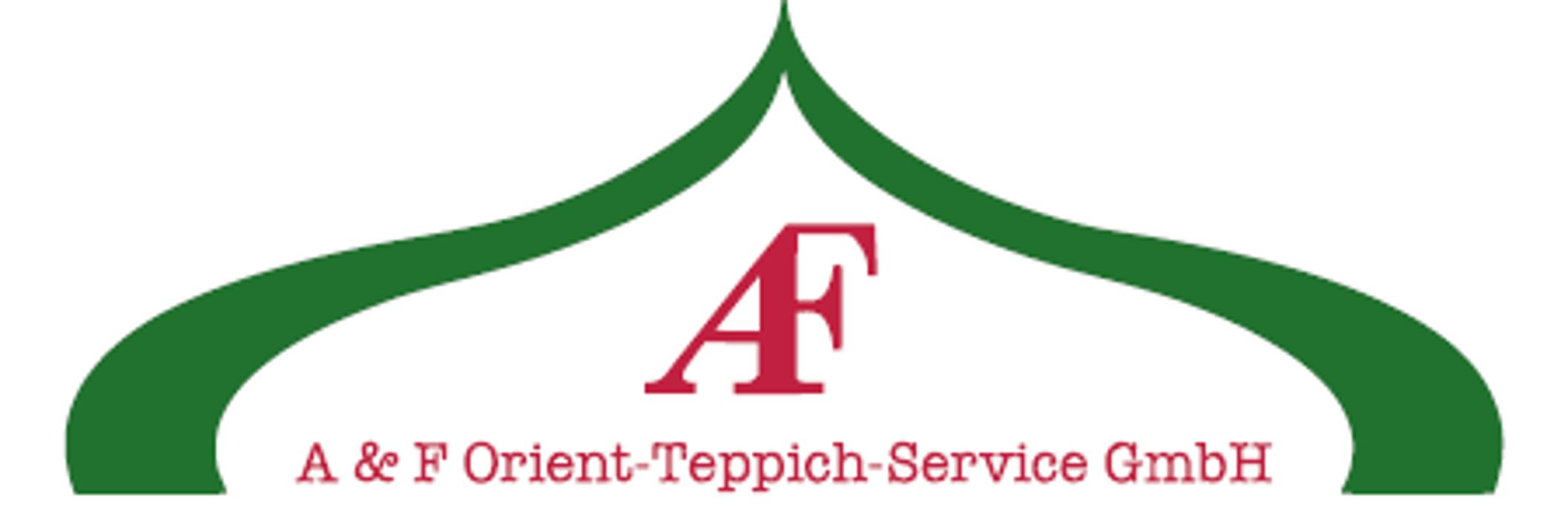 Logo von A & F Orient-Teppichservice GmbH