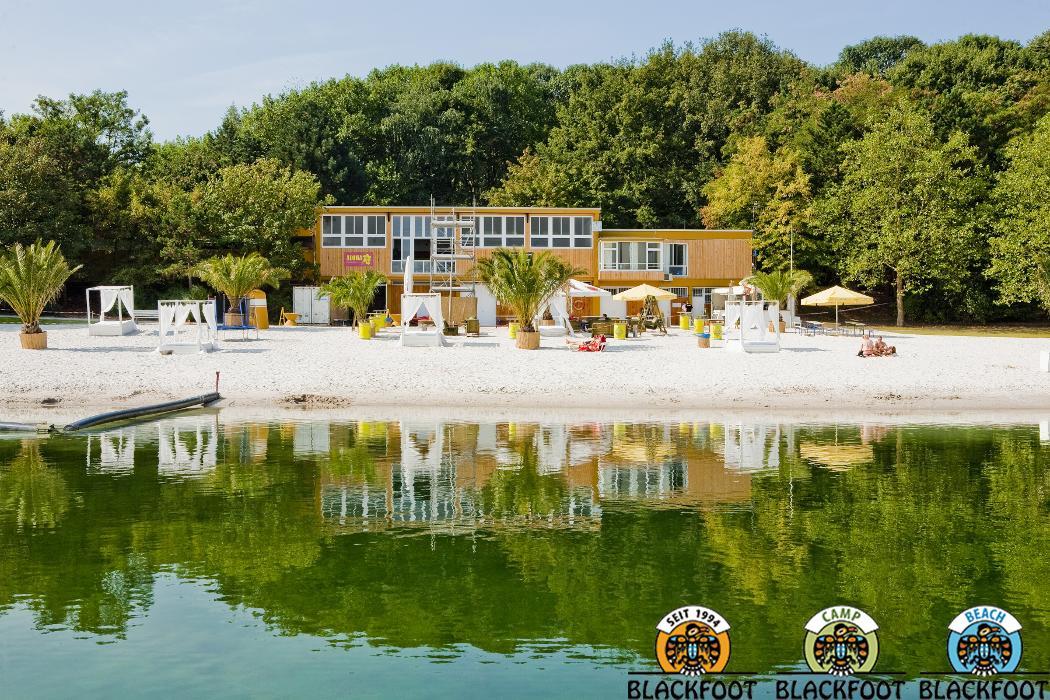 Bild zu Blackfoot Beach und Blackfoot Hochseilgarten in Köln