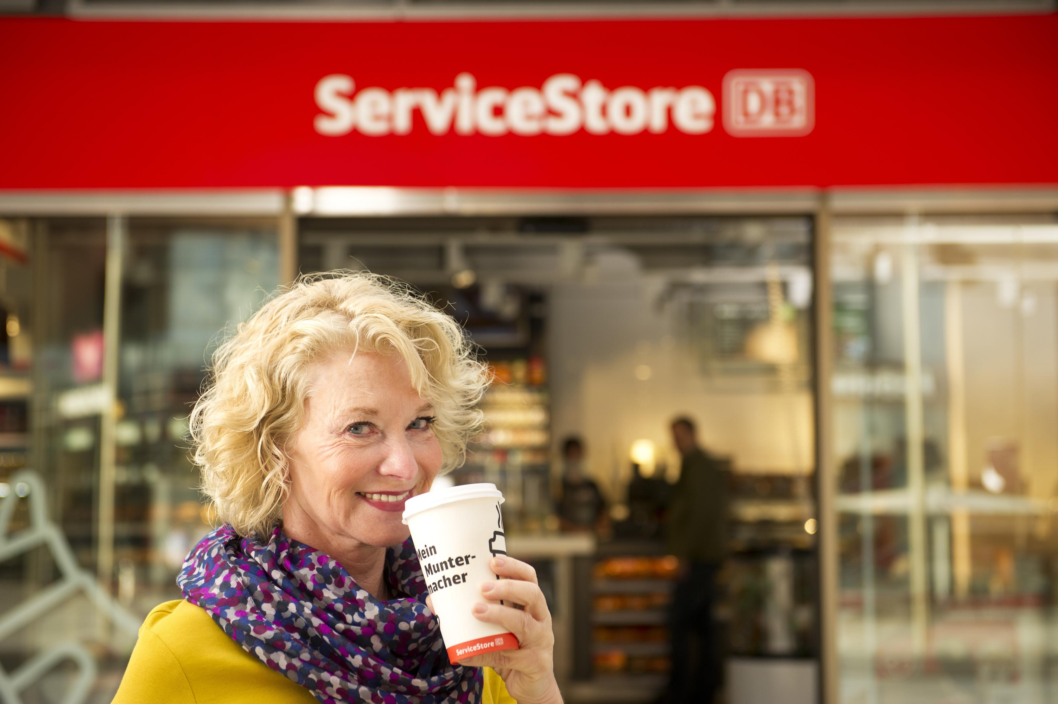 ServiceStore DB - S-Bahnhof Erding