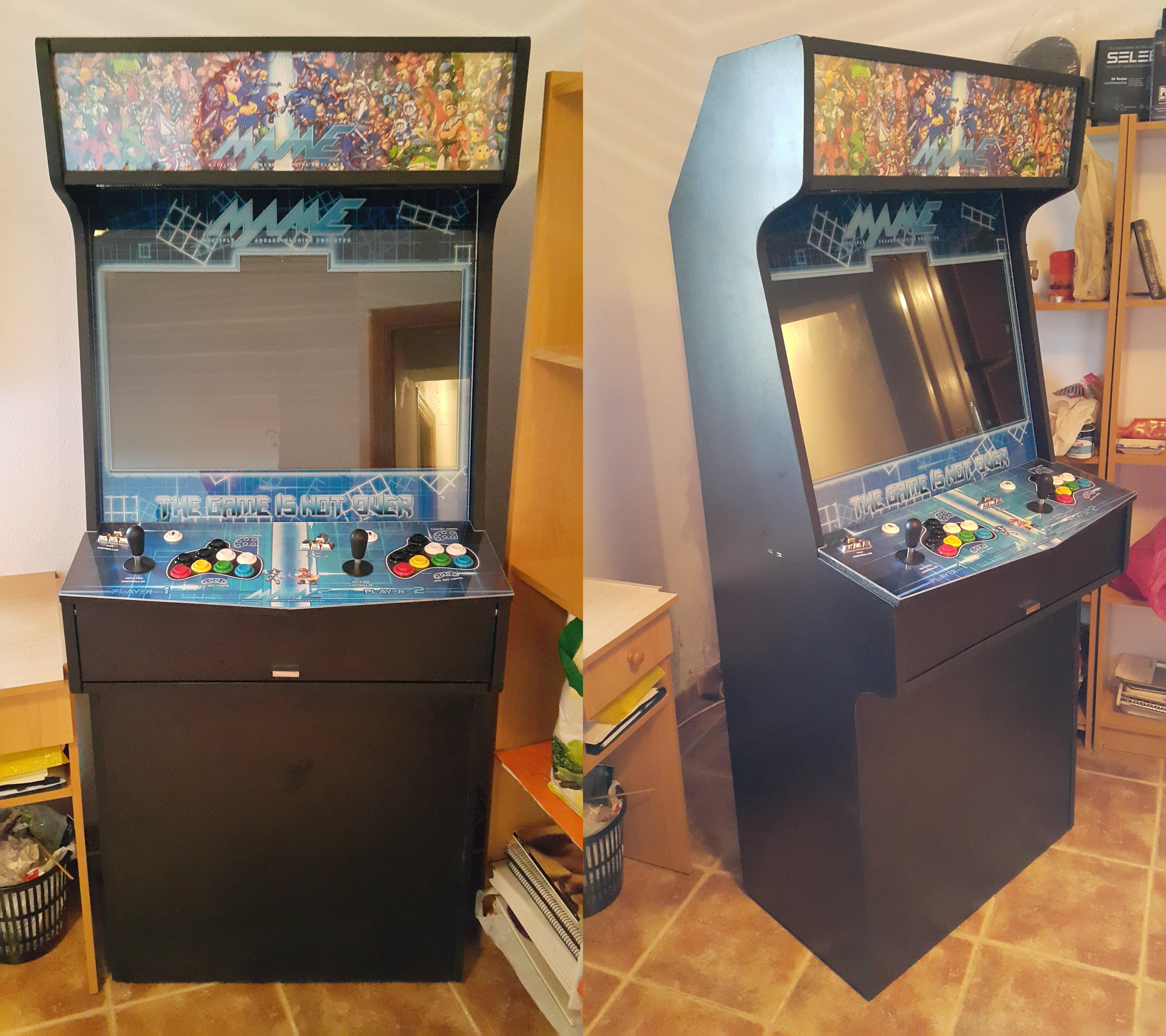 Tu Arcade En Casa