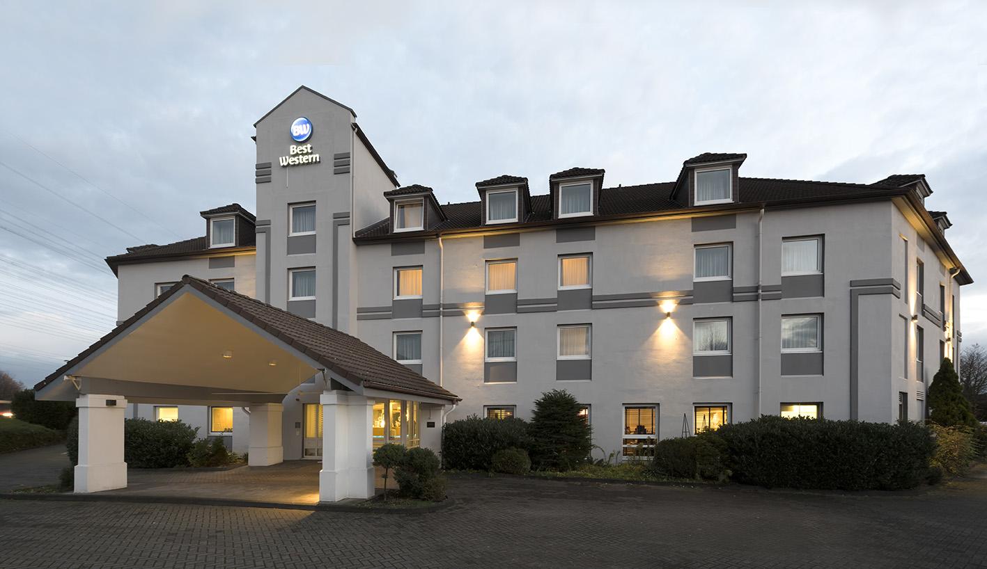 Best western hotel cologne airport troisdorf hotels for Top design hotels deutschland