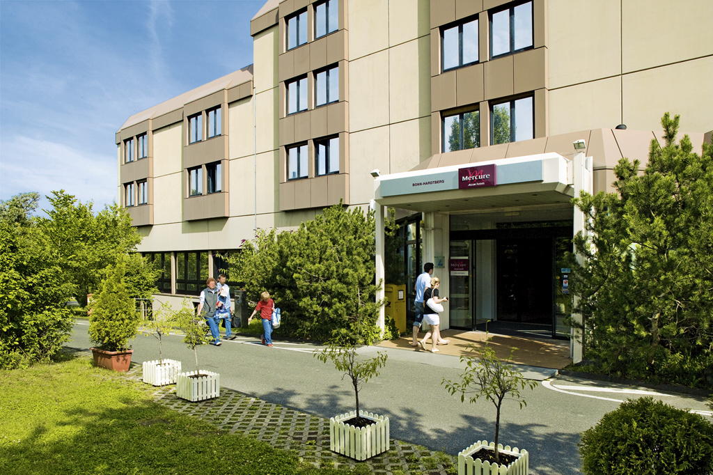 Mercure Hotel Bonn Hardtberg Telefon