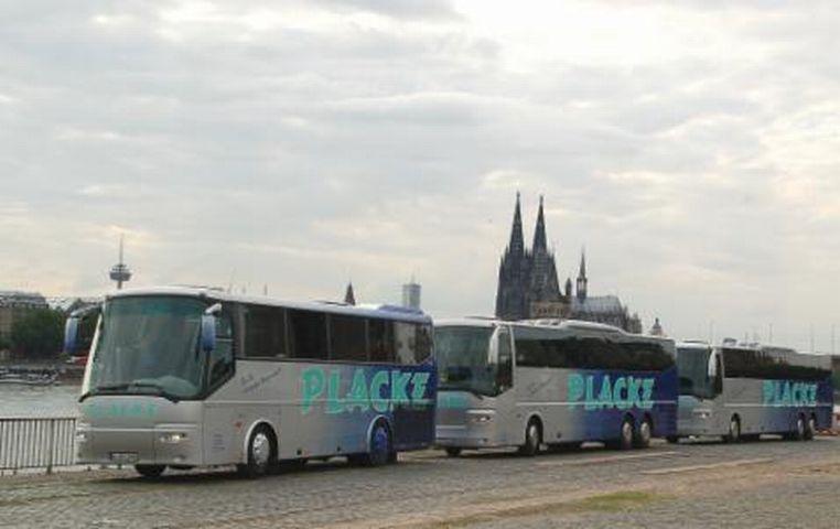 H.J. Placke Reisen