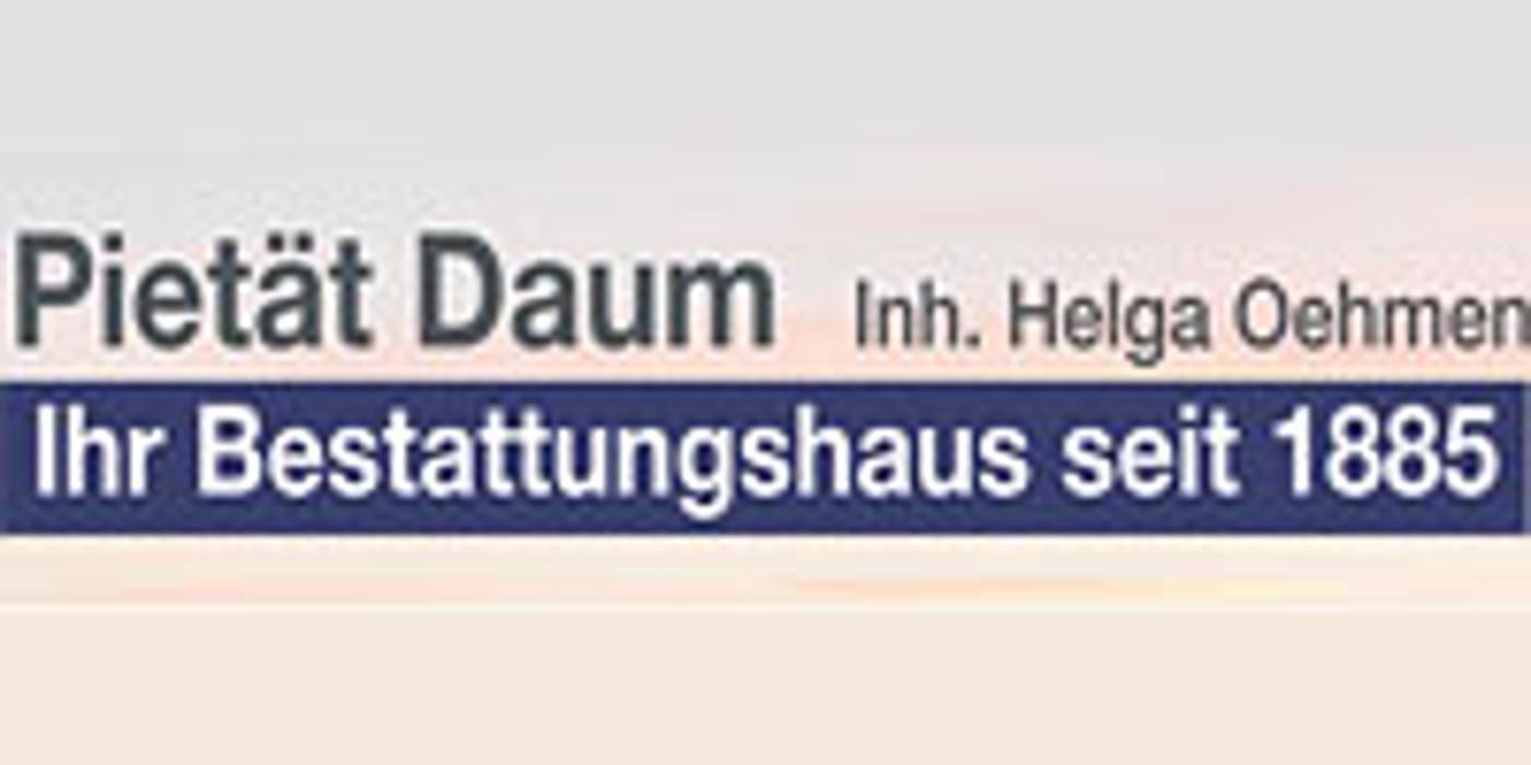 Bild zu Pietät Daum in Langen in Hessen