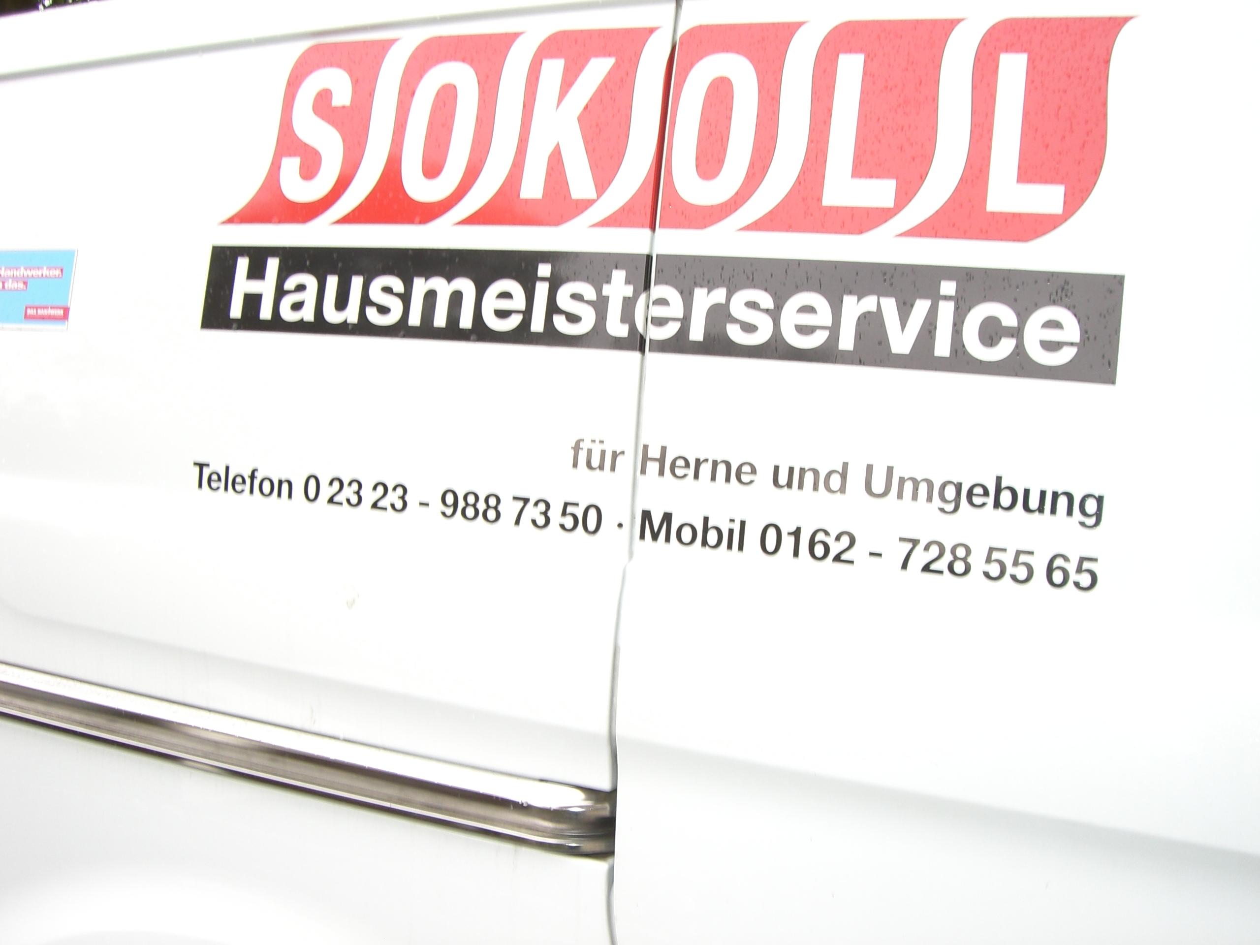 Hausmeisterservice Sokoll