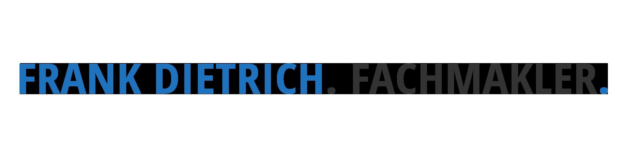 FRANK DIETRICH FACHMAKLER GMBH
