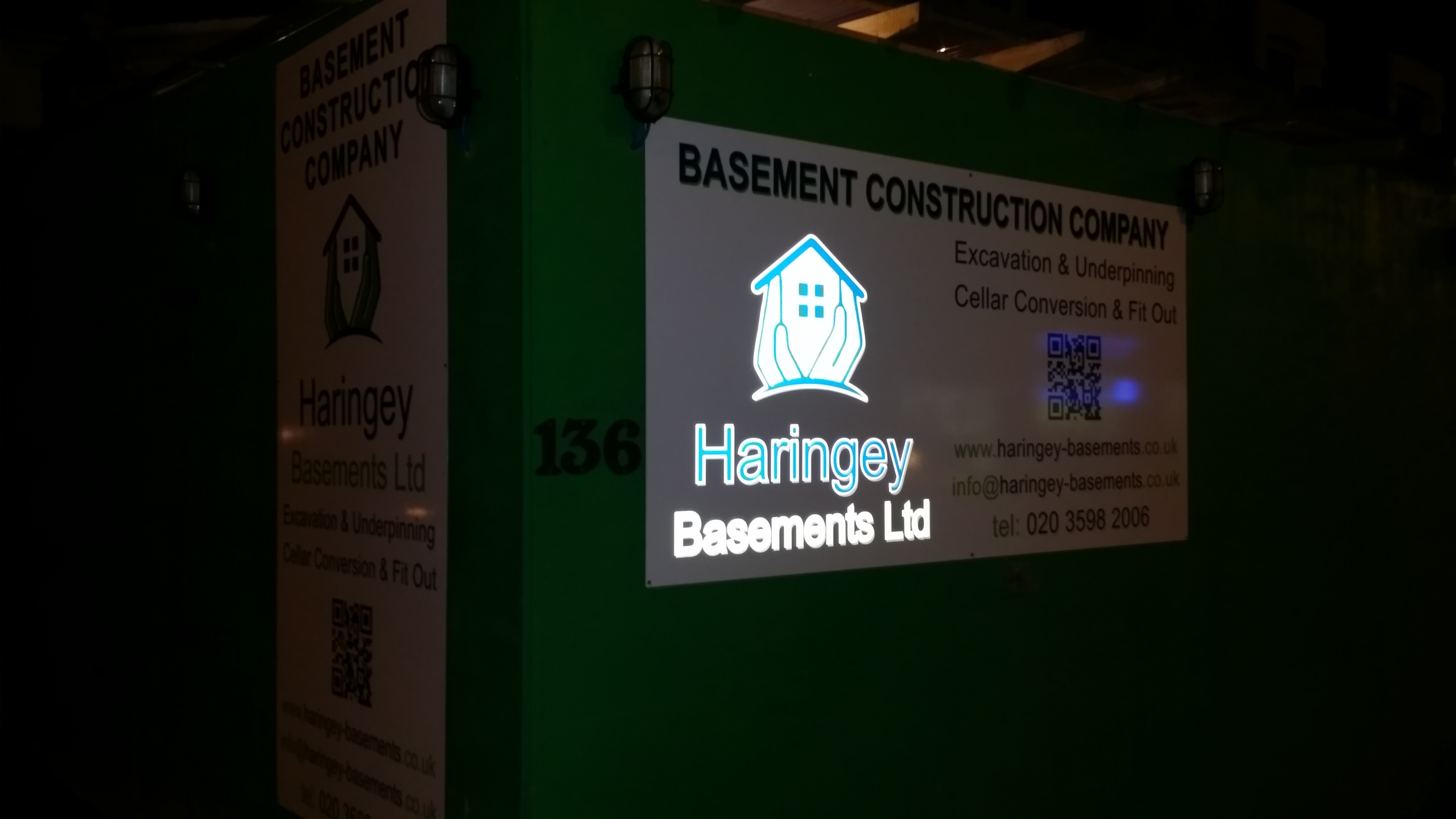 Haringey Basements Ltd - London, London SE25 6AQ - 020 3598 2006 | ShowMeLocal.com