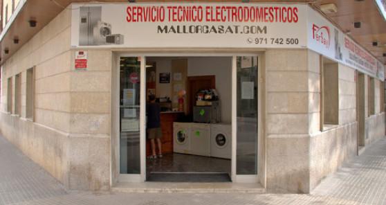 Asistencia Técnica Electrodomésticos Mallorca