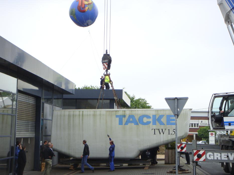 TCP Prüftechnik Trading Consulting Progress for NDT, Harkortstraße in Münster