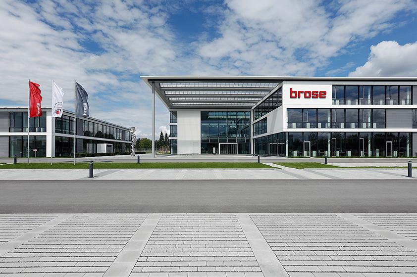 Brose Bamberg - Brose Fahrzeugteile