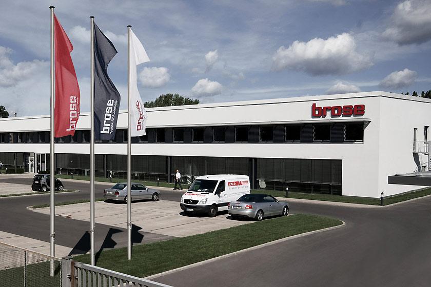 Brose Berlin - Brose Fahrzeugteile