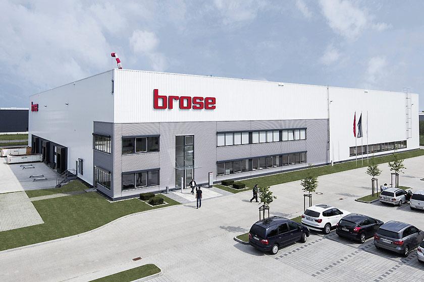 Brose Bremen - Brose Fahrzeugteile