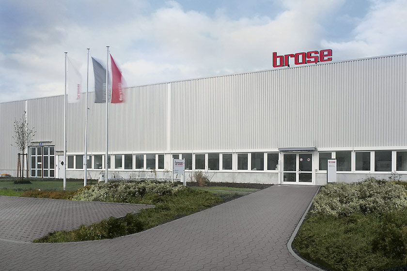 Brose Rastatt - Brose Fahrzeugteile