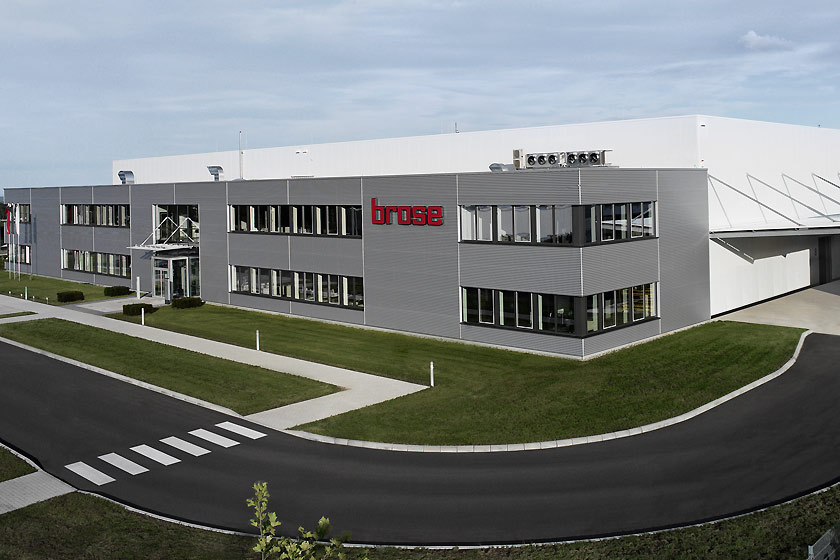 Brose Sindelfingen - Brose Fahrzeugteile