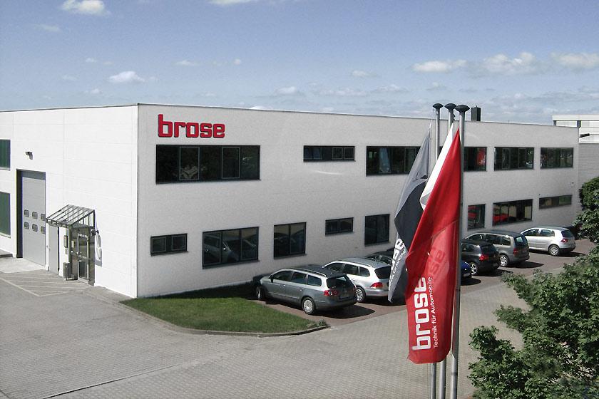 Brose Gifhorn - Brose Fahrzeugteile