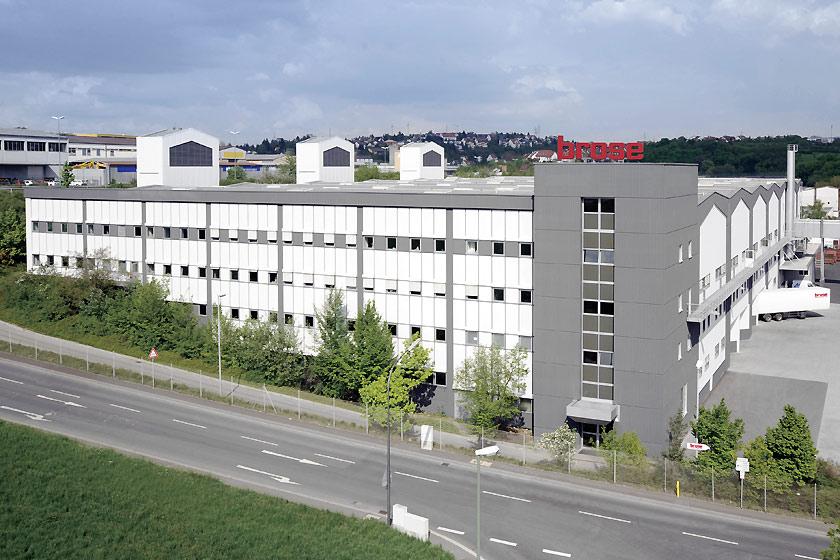 Brose Würzburg - Brose Fahrzeugteile