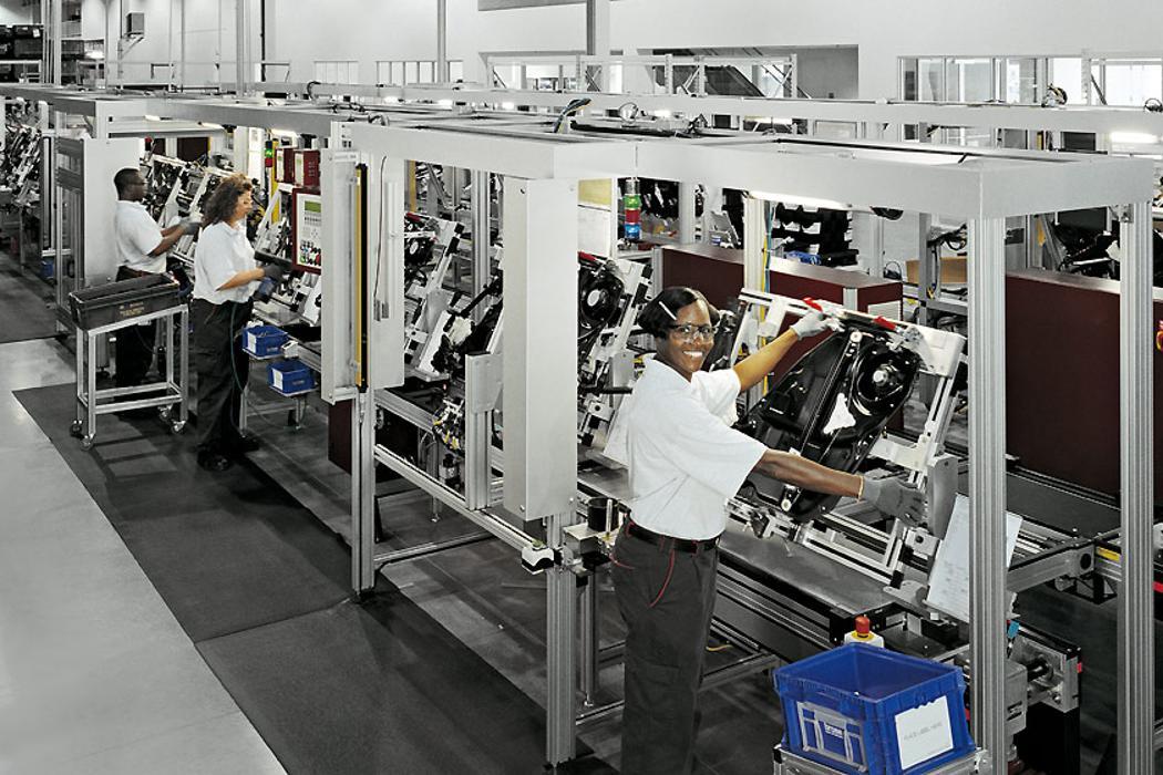 Brose Tuscaloosa - Brose Fahrzeugteile - Vance, AL