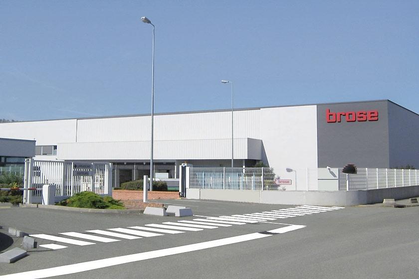 Brose Automotive La Suze SAS