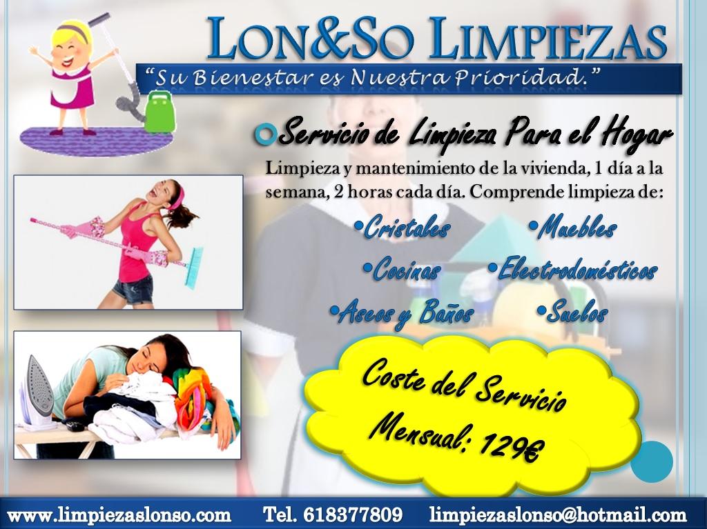 Lon&So Limpiezas