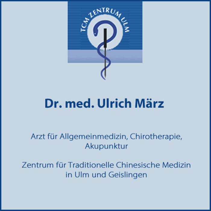 Dr. med. Ulrich März