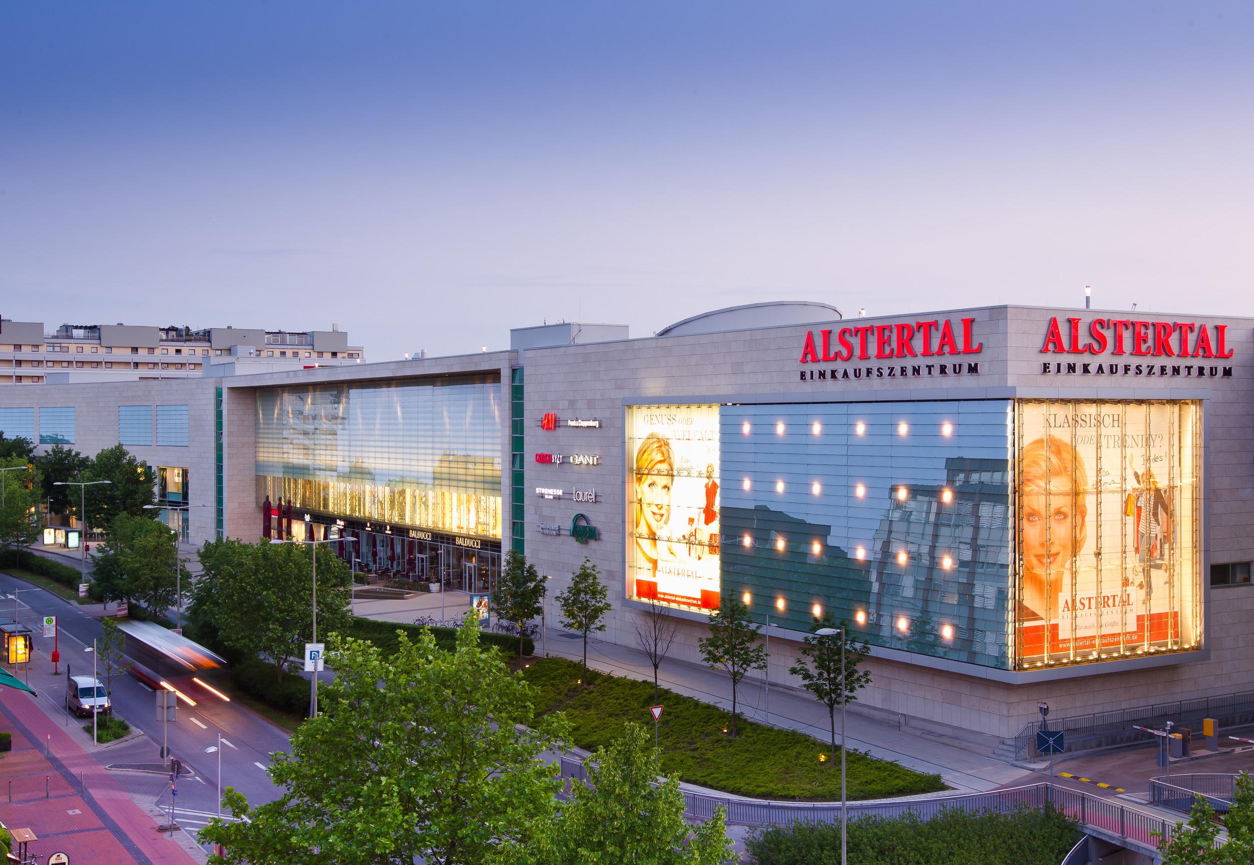 Alstertal einkaufszentrum einkaufszentren und kaufh user for Dekorationsartikel hamburg