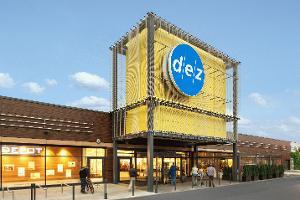 dez Einkaufszentrum Kassel