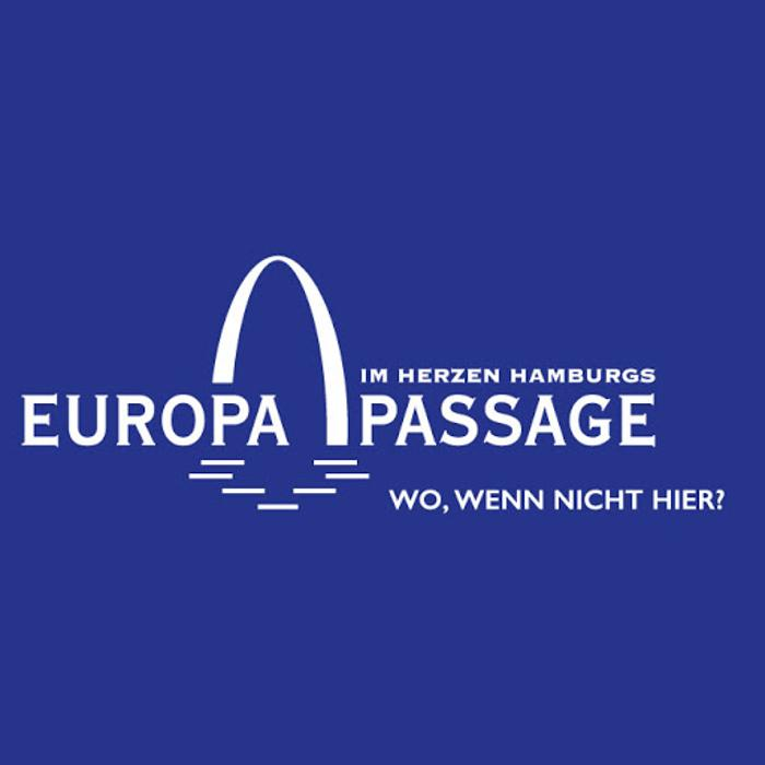 Europa Passage in Hamburg