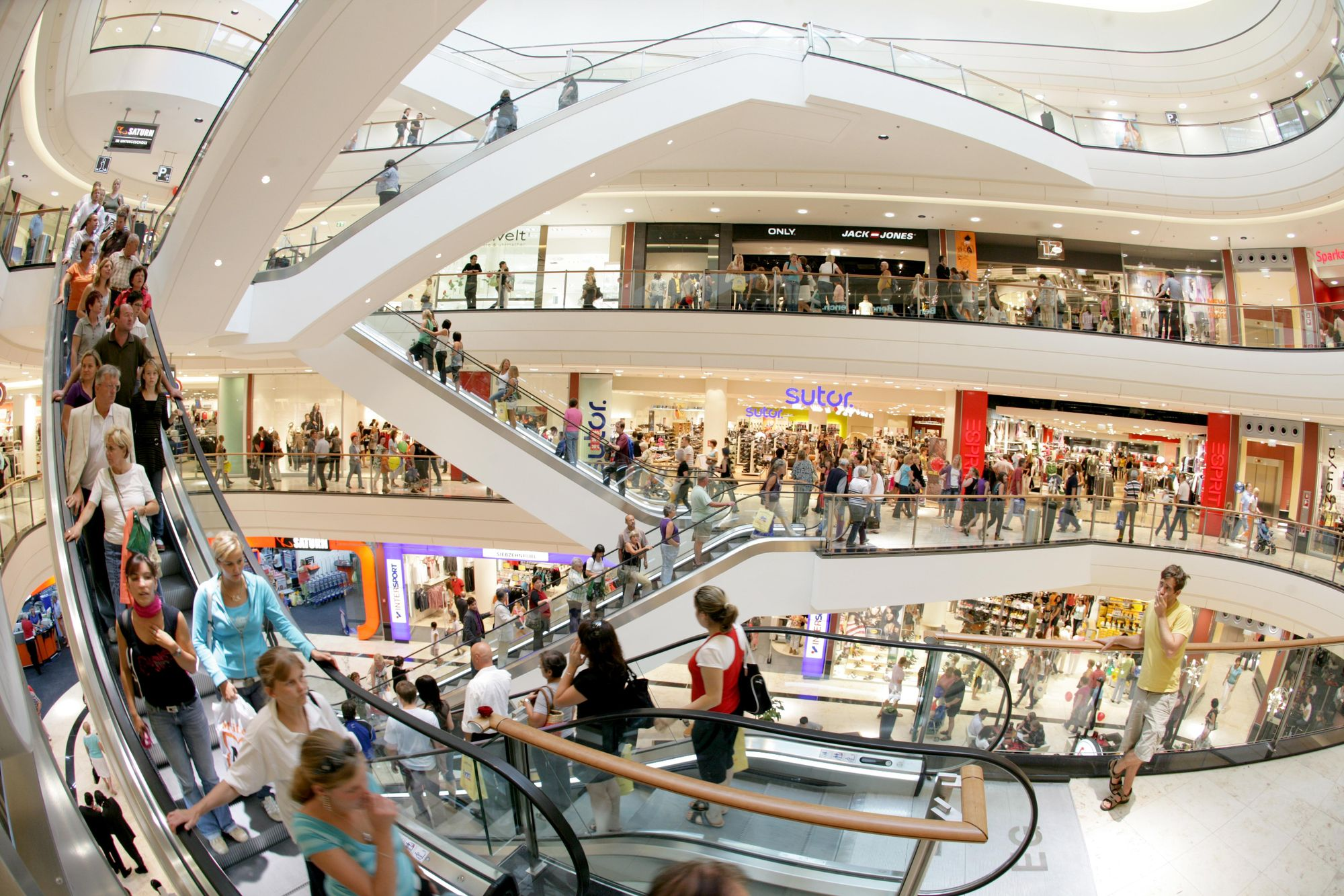 STADTGALERIE Passau Shopping Centres And Large Stores in