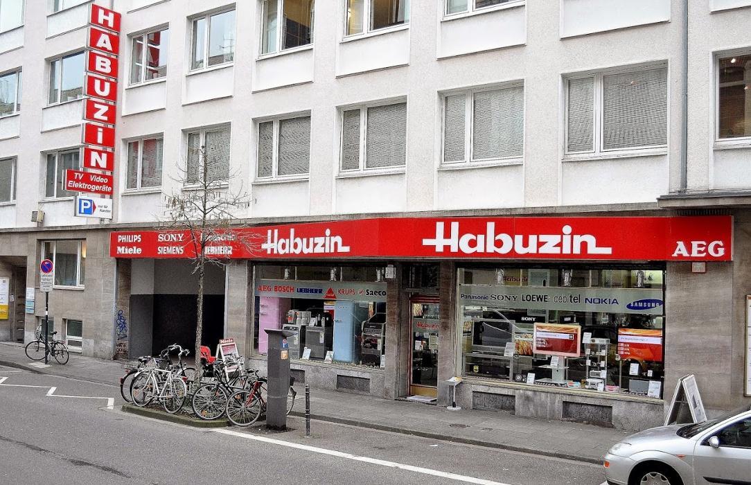 Radio Habuzin e.K., Antwerpener Straße in Köln
