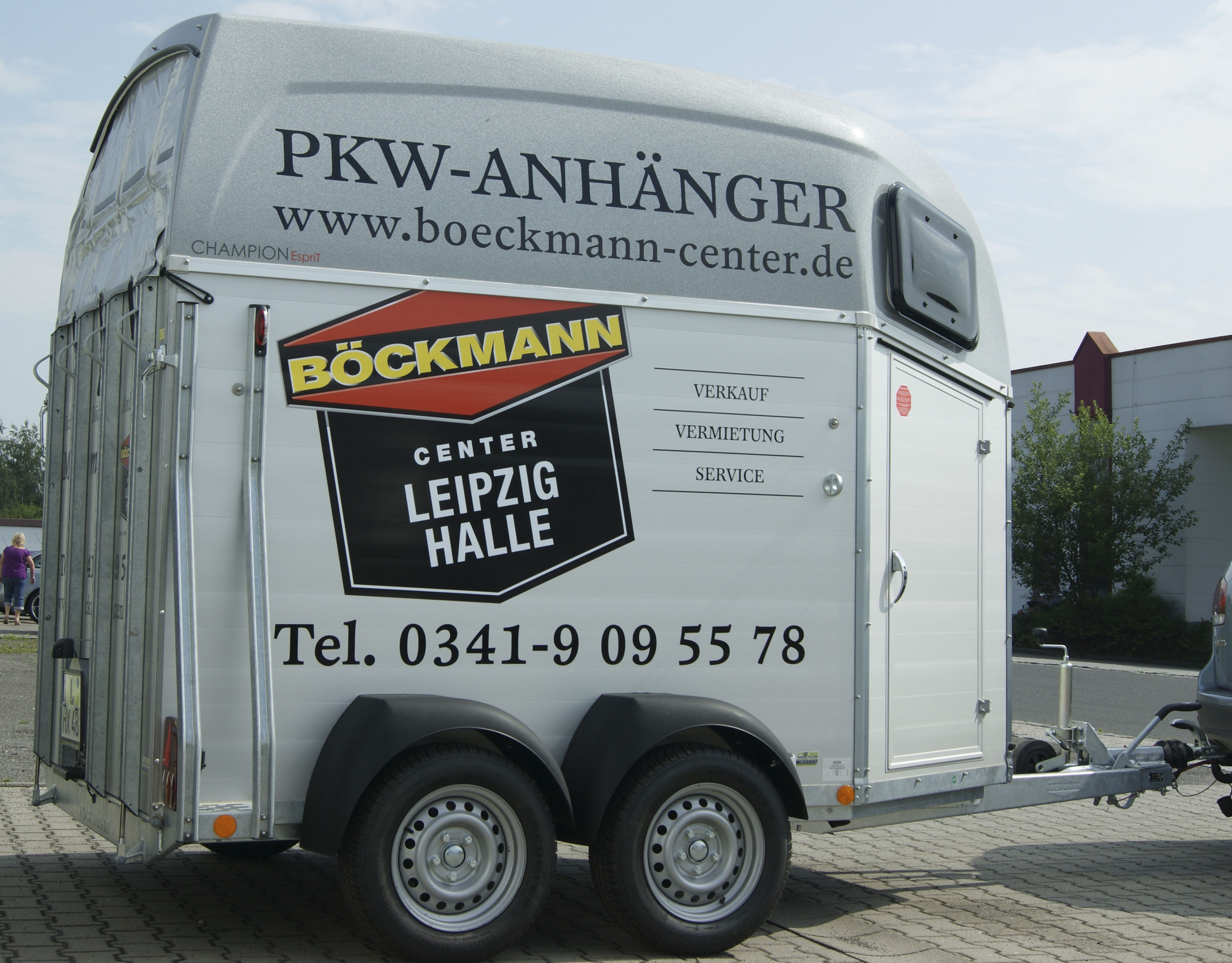 Böckmann Center Leipzig Halle