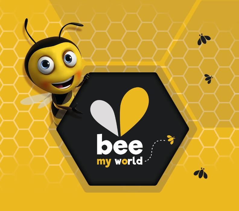 bee-my-world