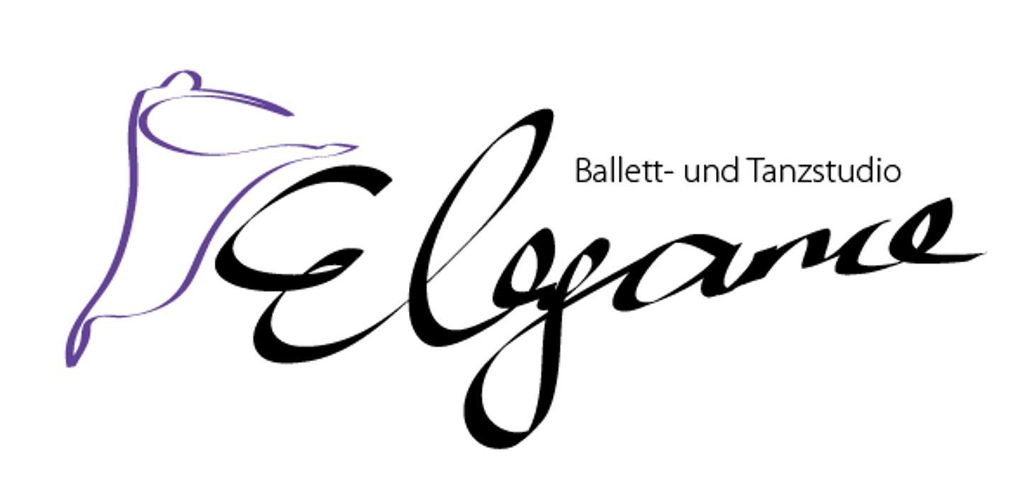 """Logo von Ballett- und Tanzstudio """"Elegance"""""""