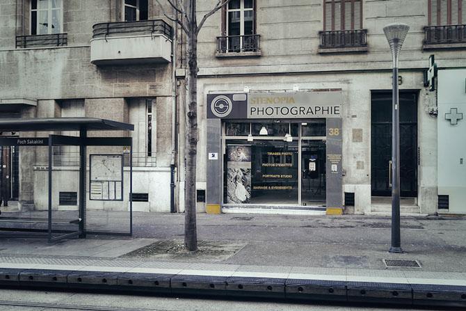 STENOPIA PHOTOGRAPHE