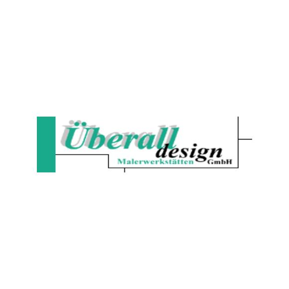 Überall Design Malerwerkstätten GmbH Logo