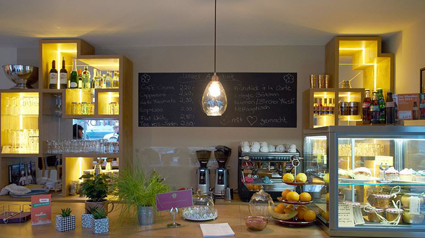 Cafe Bar Central Leipzig