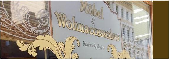 Möbel- & Wohnaccessoires Manuela Unger